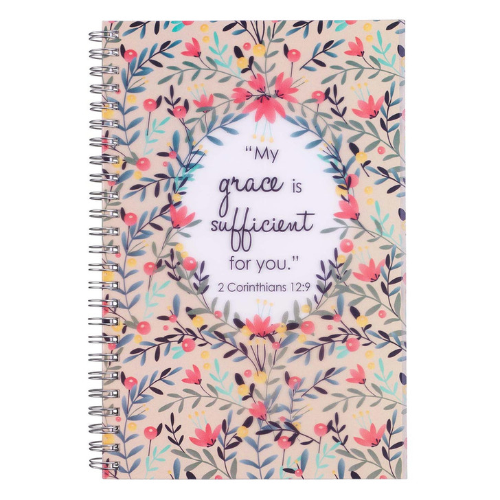 "Jurnal ""My grace is sufficient for you"""
