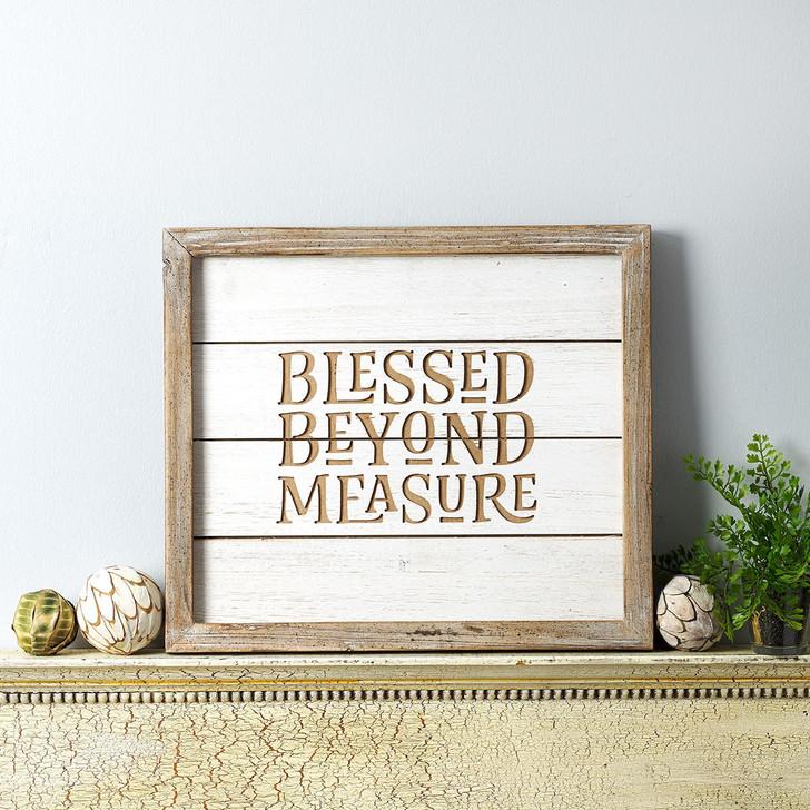 Tablou - Blessed Beyond Measure