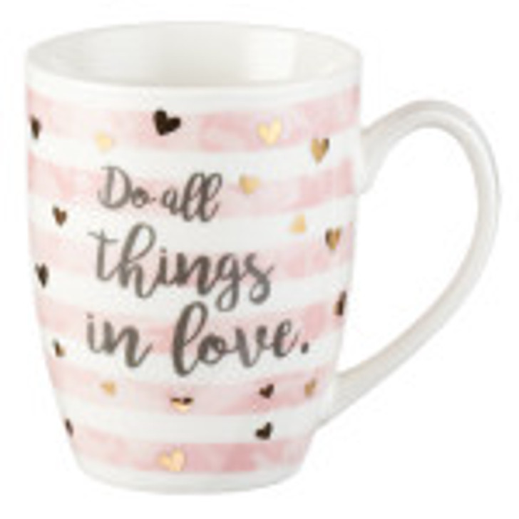 """Cana """"Do All Things in Love"""" 1 Corinthians 16:14"""