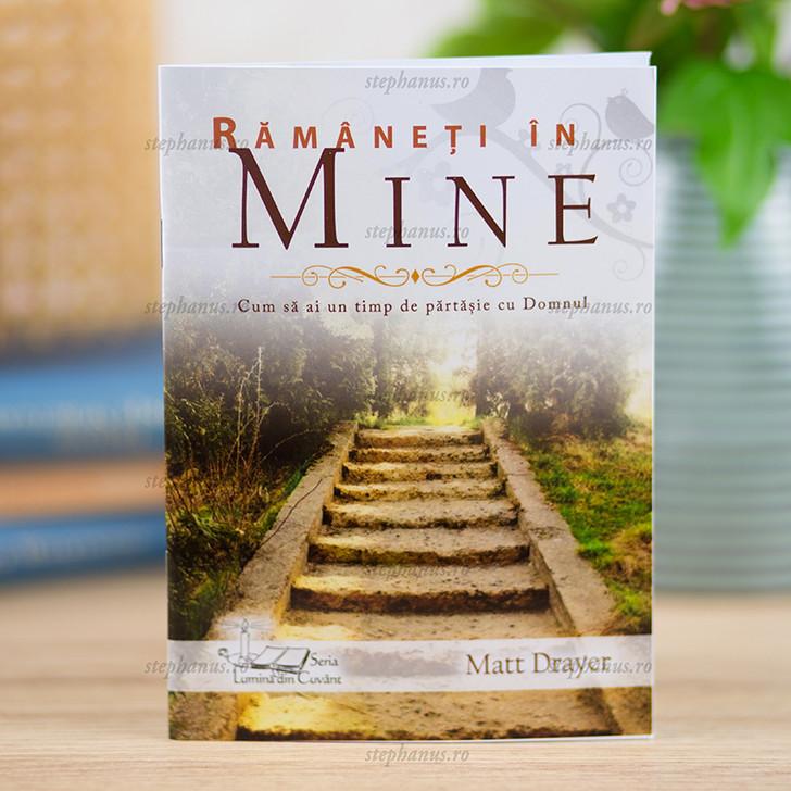 Ramaneti in Mine - Cum sa ai timp de partasie cu Domnul