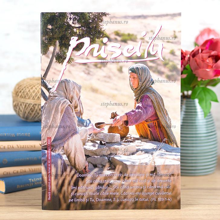 Revista crestina pentru femei Priscila 1/2020