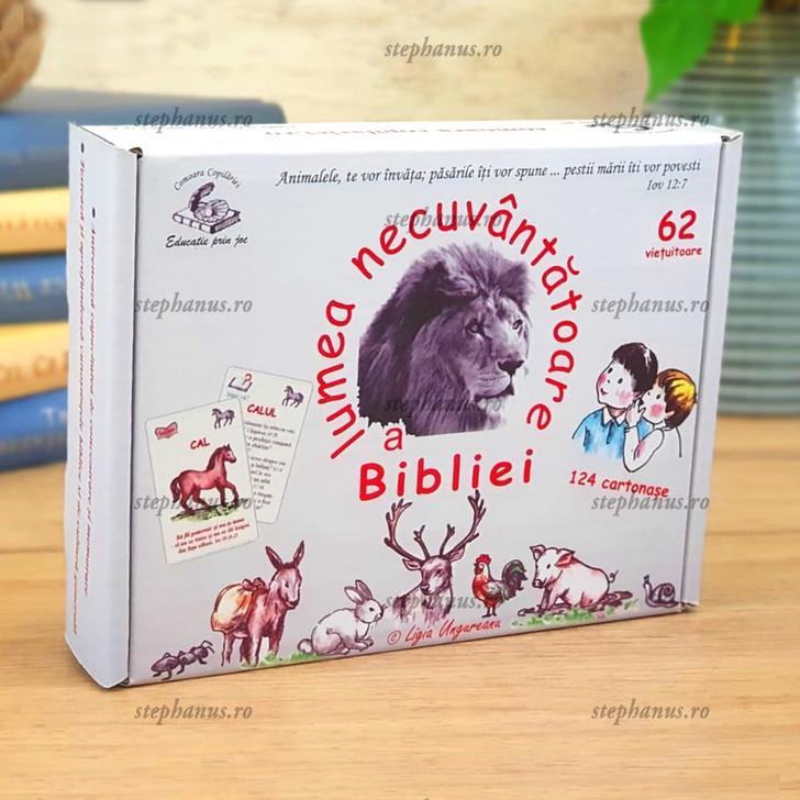 Joc - Lumea necuvântătoare a Bibliei