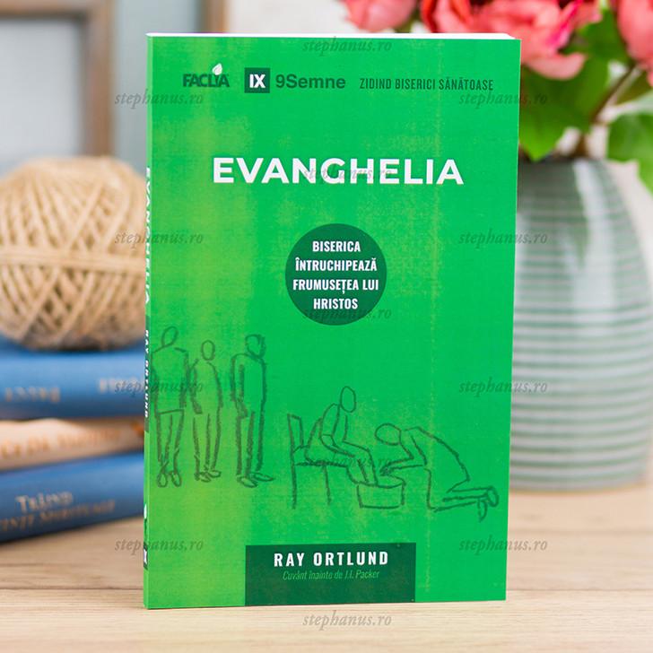 Evanghelia - Biserica Intruchipeaza Frumusetea Lui Hristos
