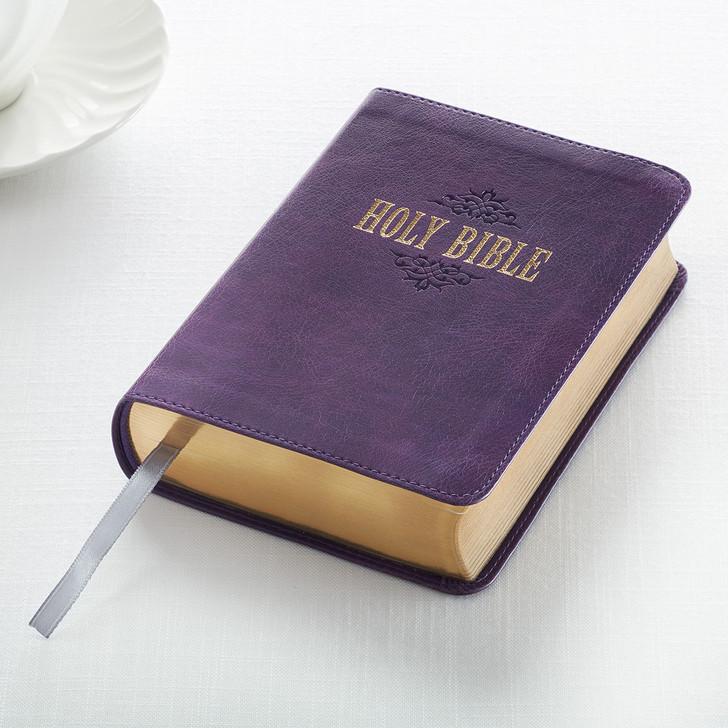 Holy Bible KJV - Format mic / Mov - Biblia in limba engleza
