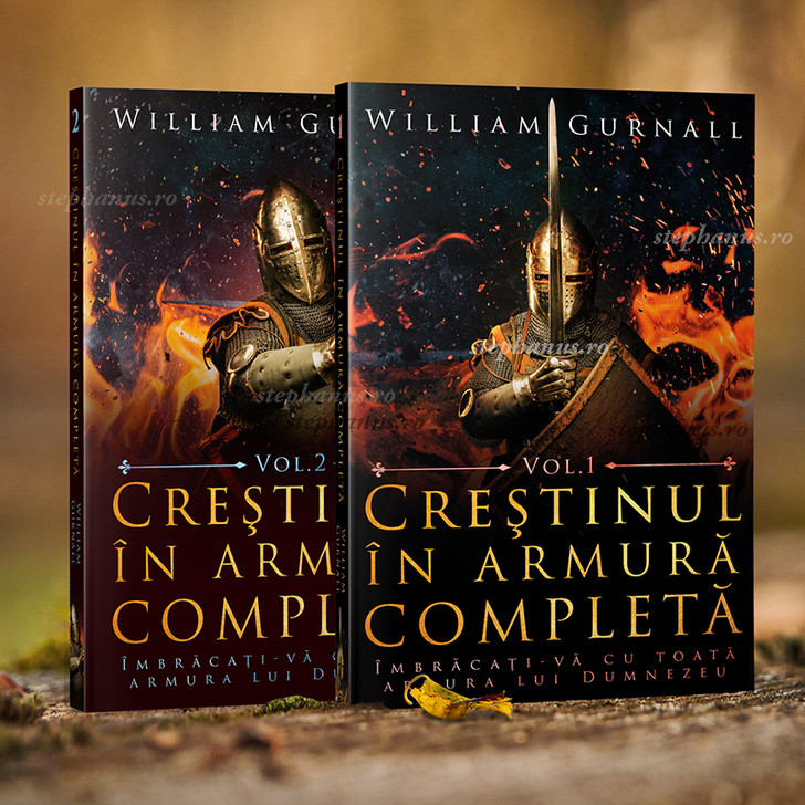 Crestinul In Armura Completa - Set 2 Vol