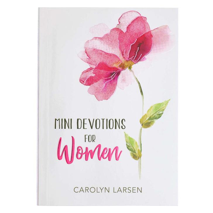Mic Devotional pentru Femei / engleza - Mini Devotions For Women BY CAROLYN LARSEN