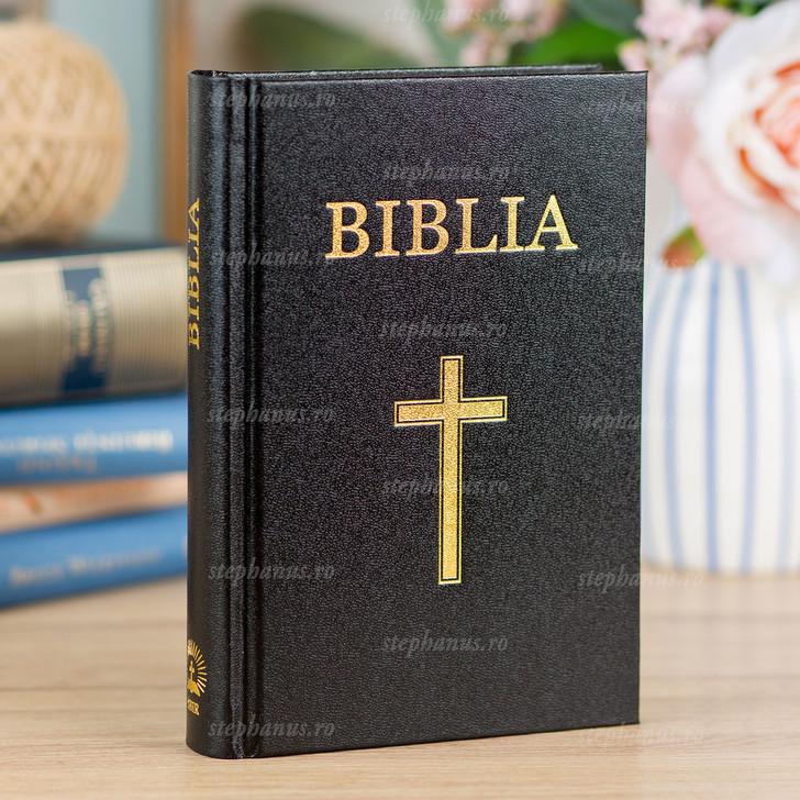 Biblia  Cornilescu  - dim mica / coperti cartonate