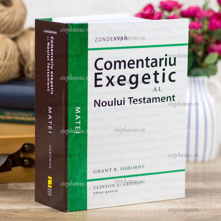 Comentariu exegetic al Noului Testament - Matei