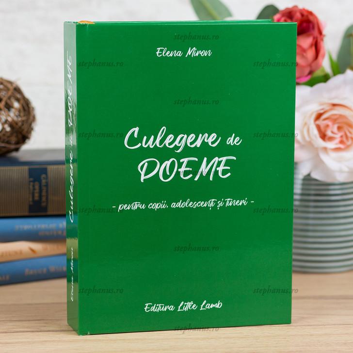 Culegere de poeme pentru copii, adolescenti si tineri