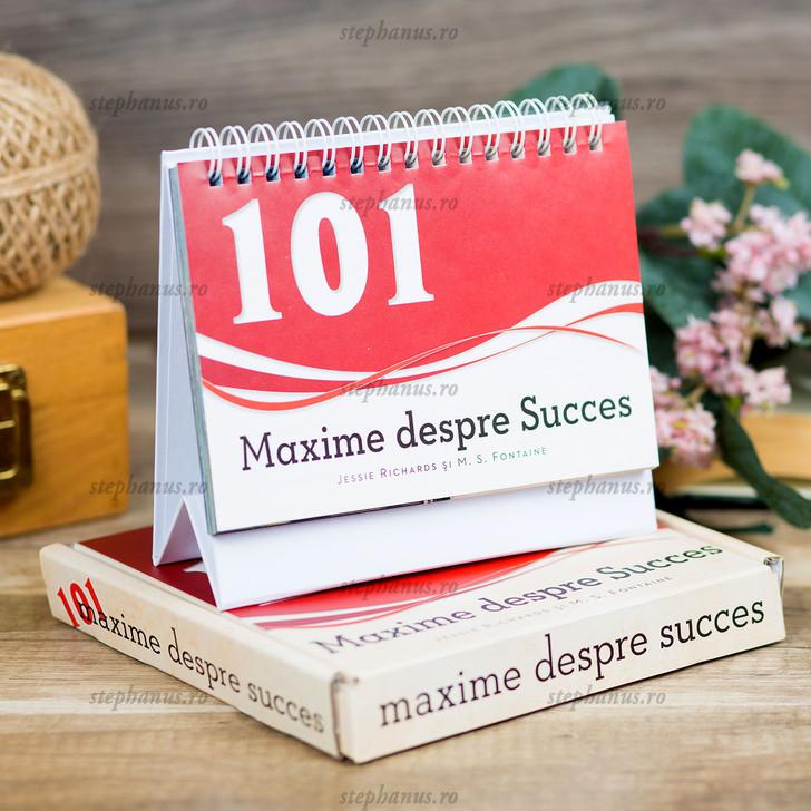 101 Maxime despre succes