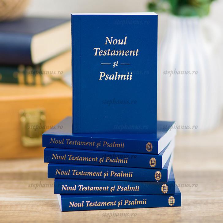 Noul Testament si Psalmii - TBS