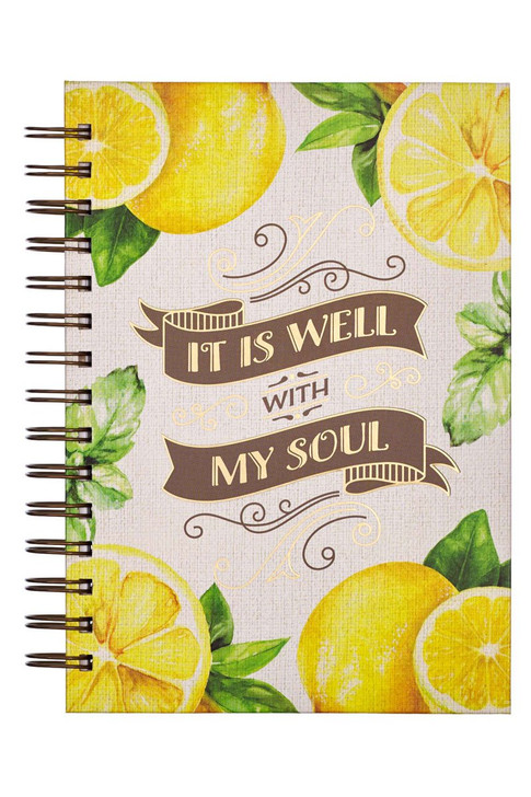 Jurnal - It is well with my soul / engleza