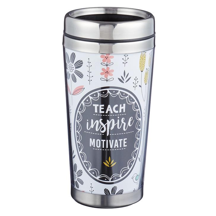 Cana/Termos: Teach Inspire Motivate