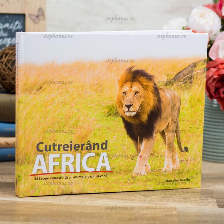 Cutreierand Africa - Marcellus Beachy