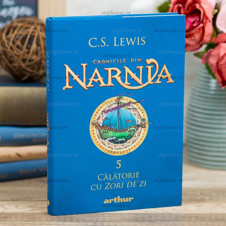 Cronicile din Narnia - Vol. 5 - Calatorie cu Zori de zi