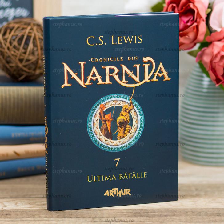 Cronicile din Narnia - Vol. 7 - Ultima batalie