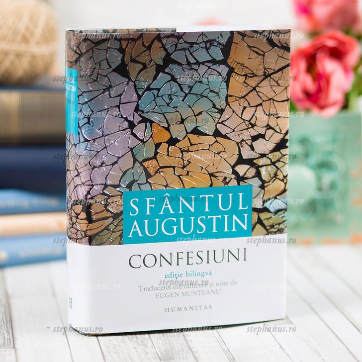 Sfantul Augustin: confesiuni, editie bilingva