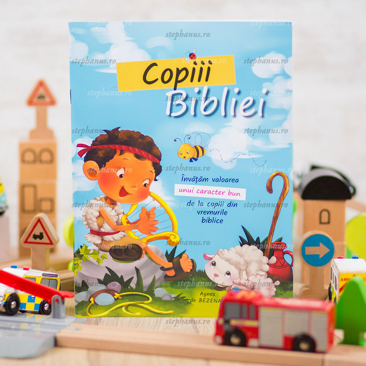 Copiii Bibliei - Agnes De Bezenac