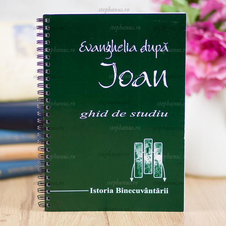 Ioan - Ghid De Studiu - Faragau
