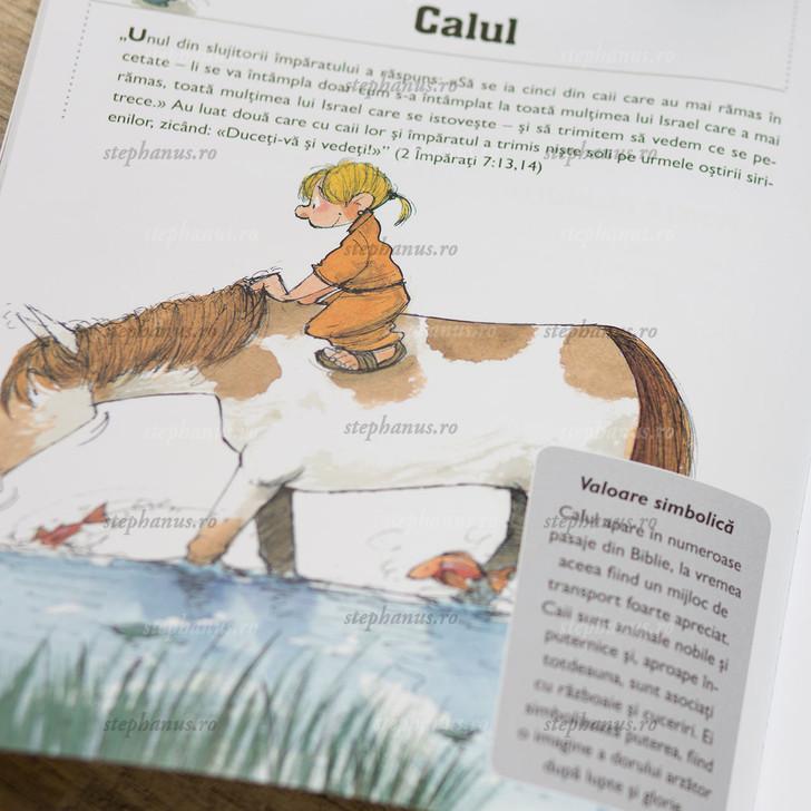 Sa ne distram cu animalele din Biblie
