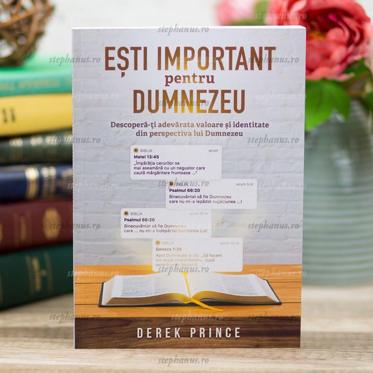 Esti important pentru Dumnezeu, Derek Prince