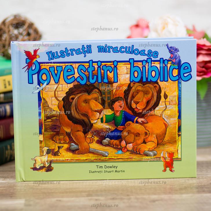 Ilustratii Miraculoase: Povestiri Biblice