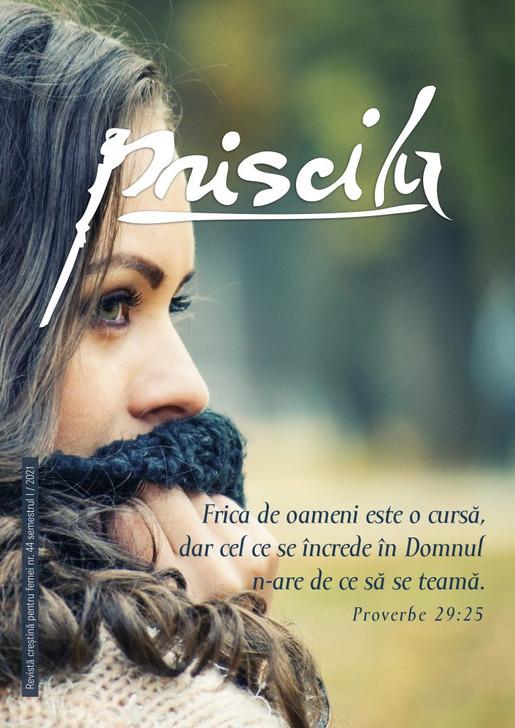 Revista: Priscila 1-2021