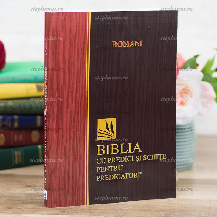 Romani - Biblia Cu Predici Si Schite Pentru Predicatori