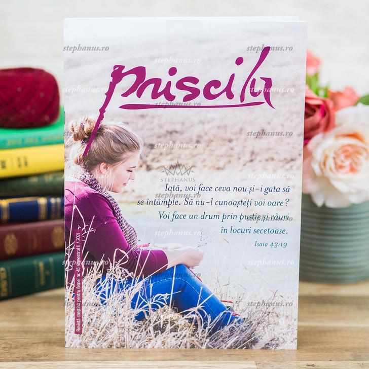 Revista: Priscila 2-2021