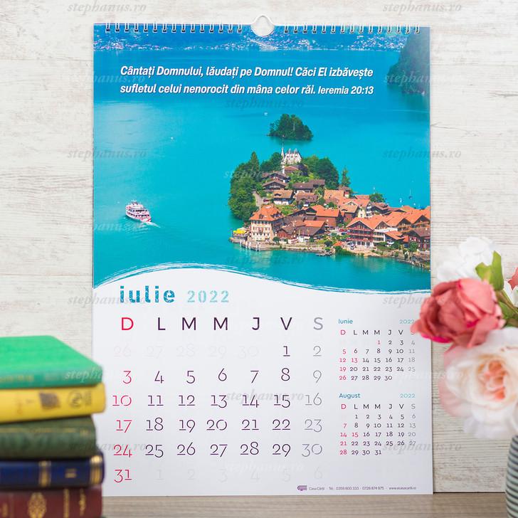 Calendar A3 - 2022 - Cc