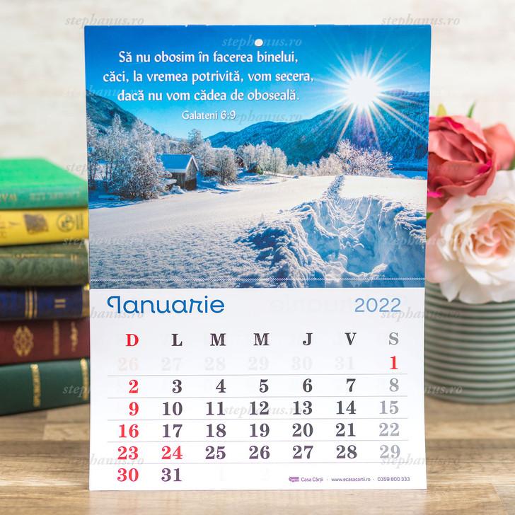 Calendar A4 - 2022 - Cc