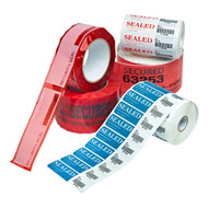 Security Labels and Tape Growing in Use
