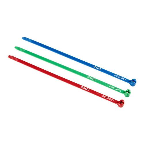 printed nylon cable ties