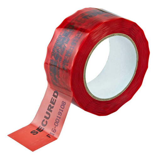Tapezon Tamper Evident Tape