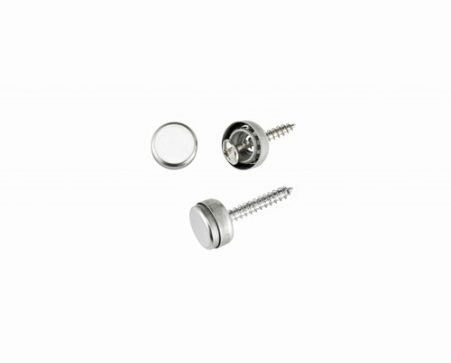 "Small 3/8"" Diameter Steel Cup Seal - Model Metal-Cup-S"