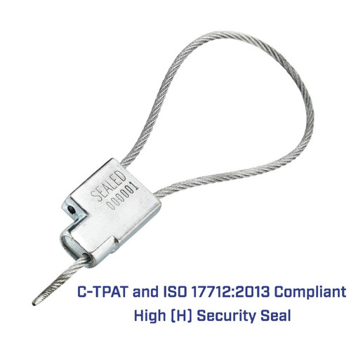 high security cable seals 3.5mm diameter