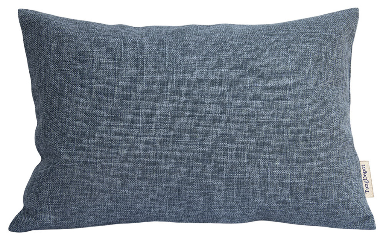 TangDepot Heavy Lined Linen Cushion Cover, Throw Pillow Cover