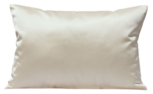 TangDepot Solid Silky Throw Pillow Covers, Shining and Luxury Cushion Covers