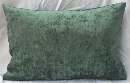 TangDepot Handmade Solid Chenille Decorative Throw Pillow Covers