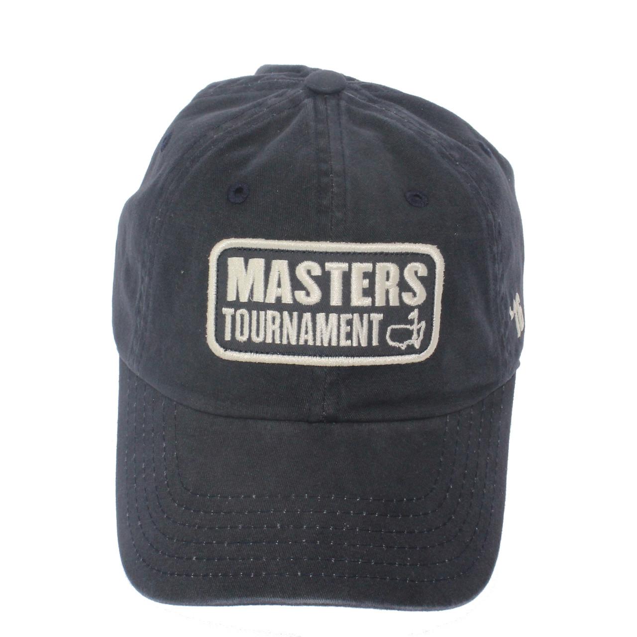 dc5efb3faf7 2016 Masters Navy Vintage Caddy Hat