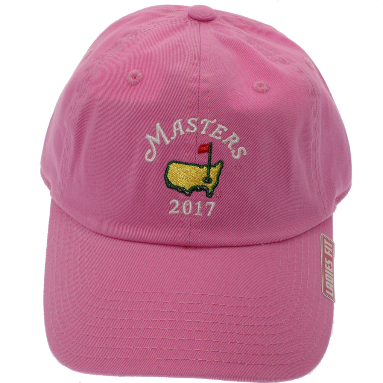 c740657a445 2018 Dated Ladies Masters Pink Caddy Hat - ProGolfUSA