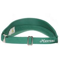 Masters Green Visor