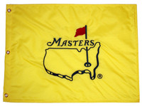 Masters Undated Embroidered Pin Flag