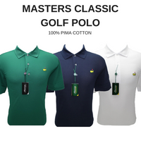 Masters Classic Golf Polo