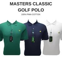 Masters Classic Golf Polo