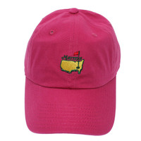 Masters Ladies Caddy Hat - Pink