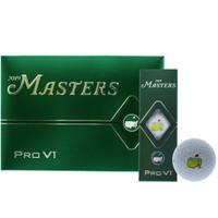 2019 Masters Golf Balls - Dozen - Pro V1