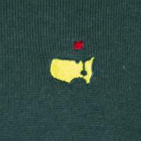 Peter Millar Masters Green Sleeveless Sweater Vest
