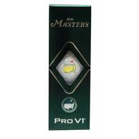 2020 Masters Golf Balls - Pro V1 - 3 Pack