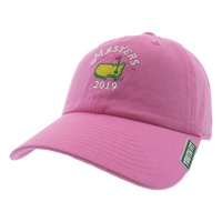 2020 Masters Youth Pink Caddy Hat